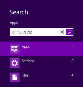 drahtlose Drucker mit Windows 8.1